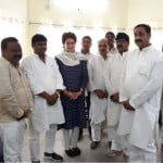 Priyanka gandhi visit amethi for Lok sabha election 2019