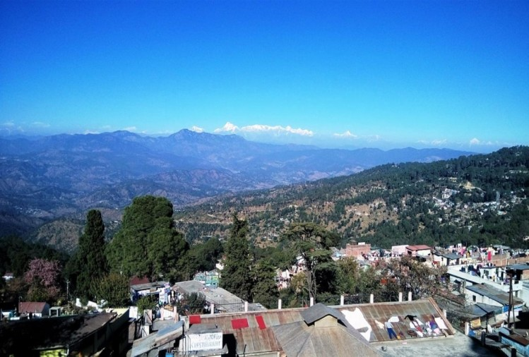 places to visit in ranikhet this summer in 2 days