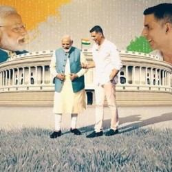 अक्षय कुमार ने किए प्रधानमंत्री मोदी से कुछ ऐसे सवाल, आज सुबह 9 बजे होगा प्रसारण