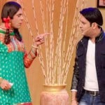 Sunil Grover with kapil sharma