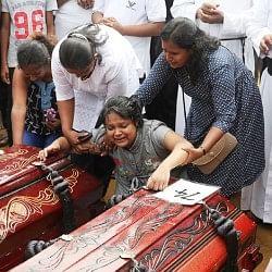 श्रीलंका बम धमाकों में मारे गए 45 बच्चे, शेख हसीना का आठ वर्षीय रिश्तेदार भी शामिल