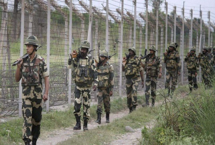 Jammu and Kashmir: Security forces thwart attempt to infiltrate, a terrorist piled in Machil sector