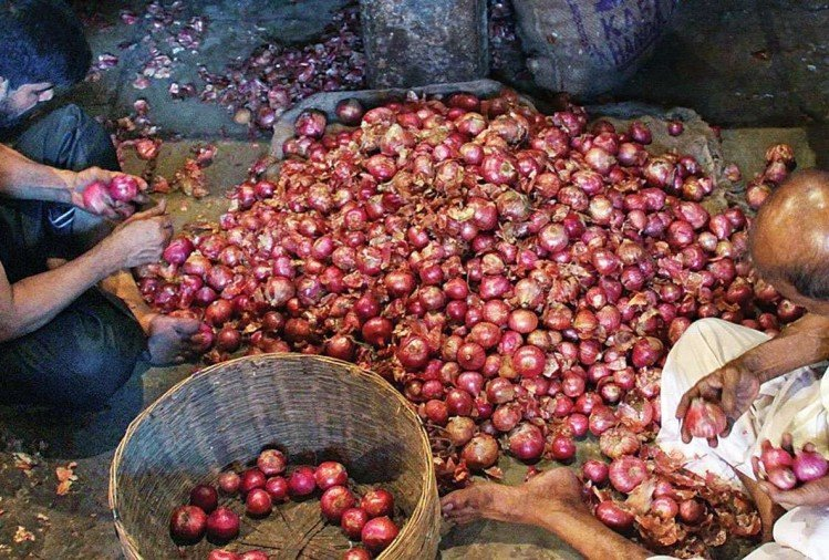 महाराष्ट्र के प्याज किसान