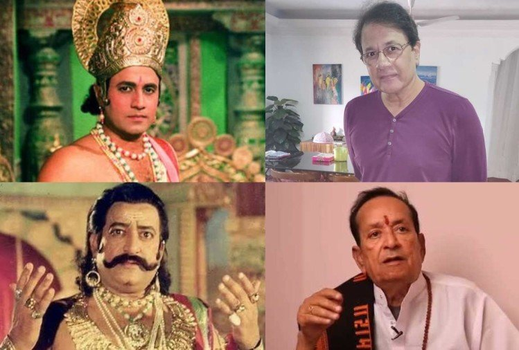 Ramanand Sagar Serial Ramayan Actors Transformation