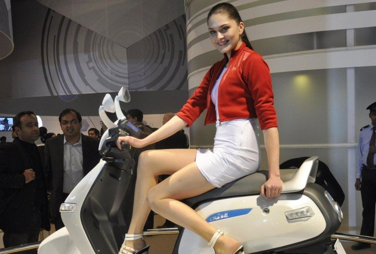 Electric scooters india