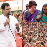 Rahul and Priyanka gandhi in Election Campaign