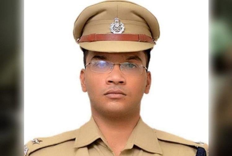 आईपीएस अविनाश पांडेय (एसपी देहात मेरठ)