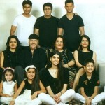 Prem chopra with family