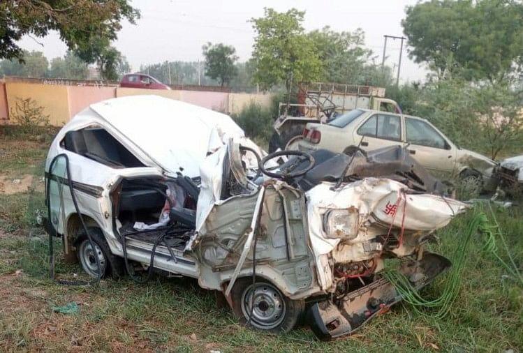 accident in bulandshahr