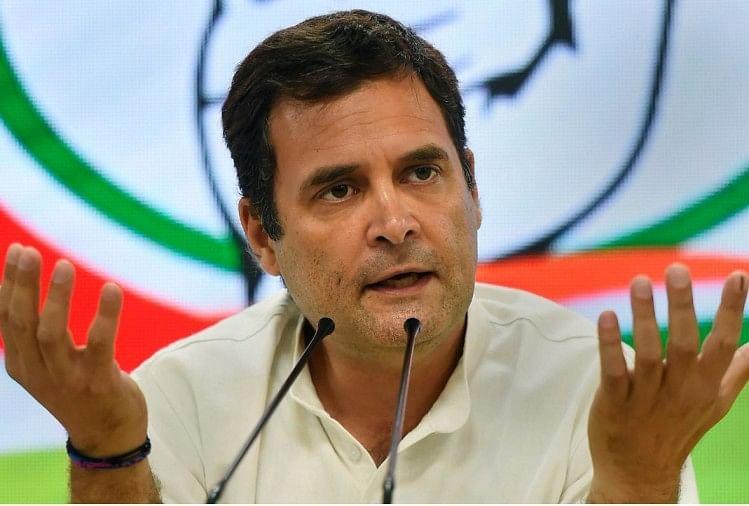 पहले भारत में लोकतंत्र हुआ करता था, लेकिन अब यहां तानाशाही : राहुल गांधी