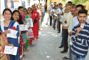 Lok Sabha Chunav 2019 7th phase voting in himachal pradesh Live Updates