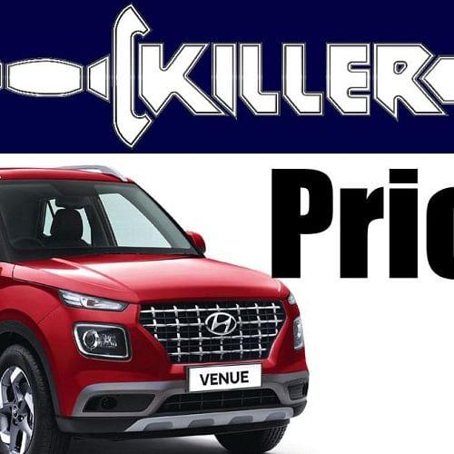 Hyundai Venue Price In India, Know Hyundai Venue 2019