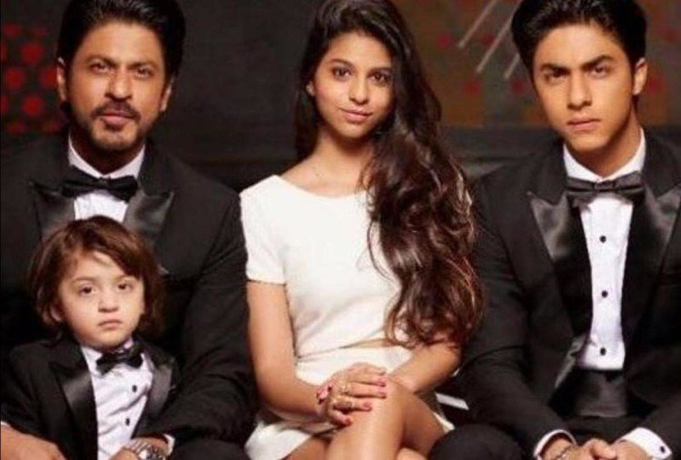 Shahrukh Khan Decided His All Three Childrens Career ...