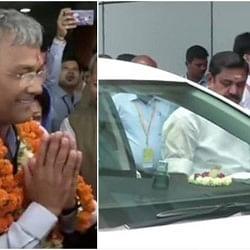 एनडीए की बैठक LIVE: सनी देओल और हेमा मालिनी सहित कई नेता पहुंचे दिल्ली