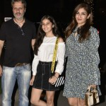 Raveena Tandon with her Family