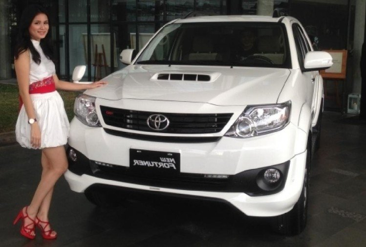 Toyota Fortuner (File Photo)