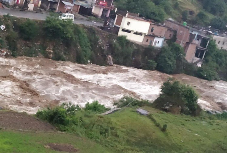 cloud burst in chamoli and almora Disaster in uttarakhand before monsoon 2019