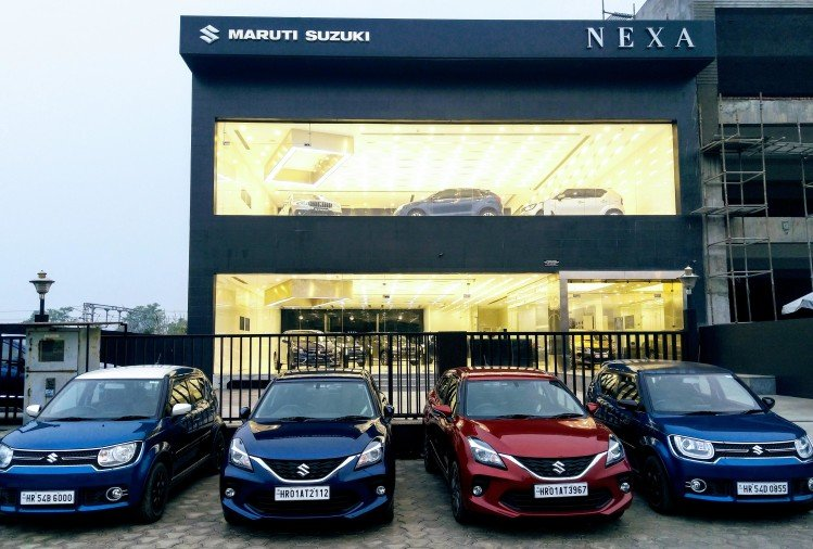 Nexa Showroom
