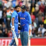 Rohit Sharma- Ms Dhoni