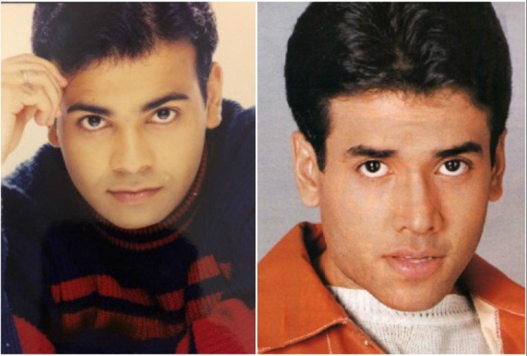 Kiku Sharda and Tusshar Kapoor