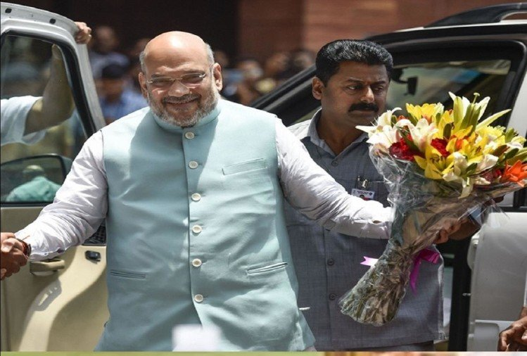 By the end of this year Shah will take over as BJP President
