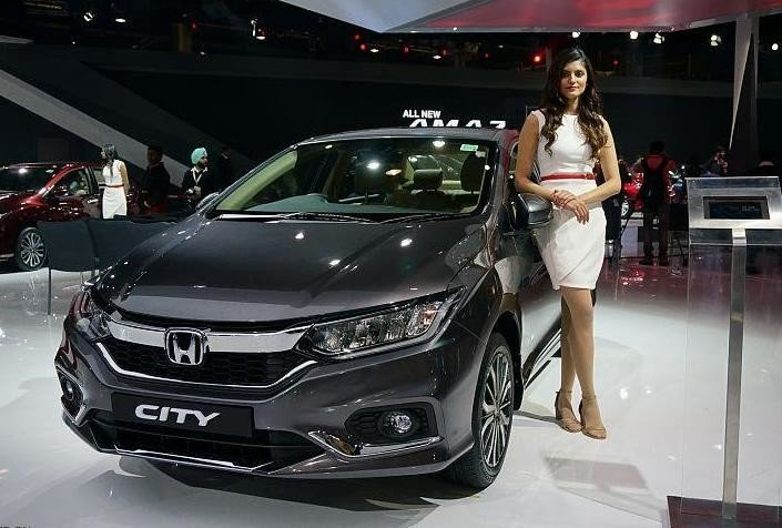 Honda City Auto Expo 2018