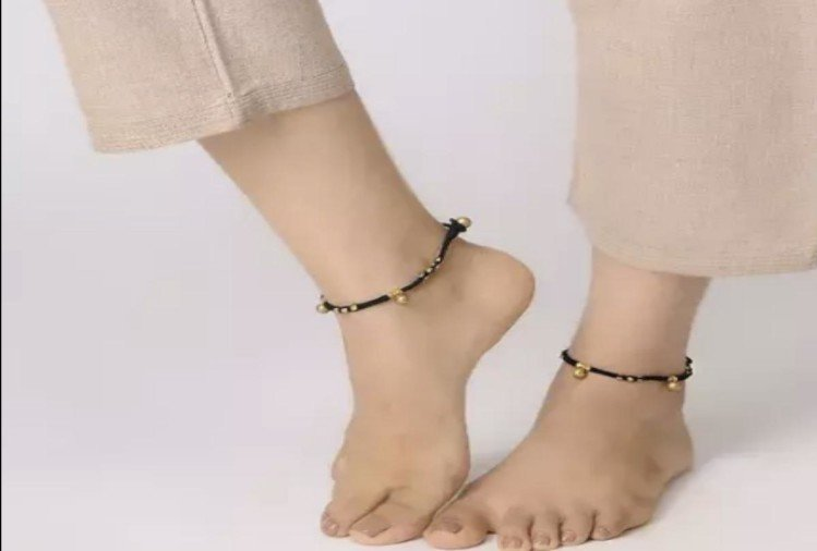 """Image result for black thread in feet"""",nari"""