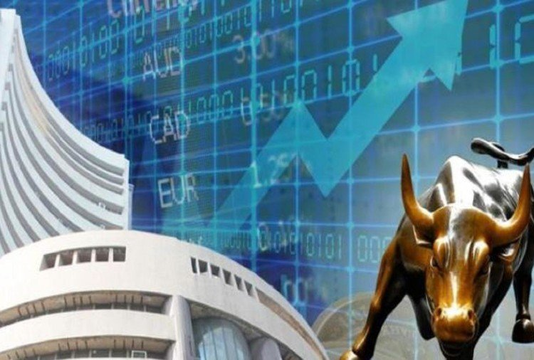 market capitalization of 8 companies out of top 10 of sensex fell TCS on top