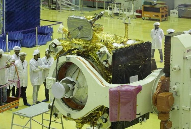 चंद्रयान-2 लॉन्च के लिए इमेज परिणाम