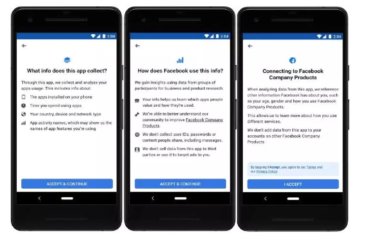 Facebook ने लॉन्च किया यह नया APP , इस्तेमाल करने वालों को मिलेंगे पैसे, जानिए कैसे