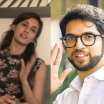 Disha Patani, Aditya Thackeray