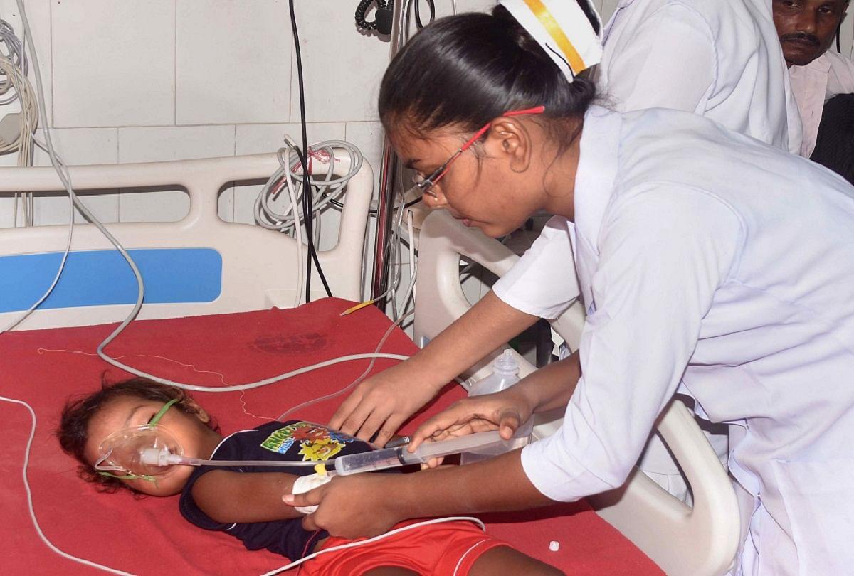 बिहार में दिमागी बुखार का कहर