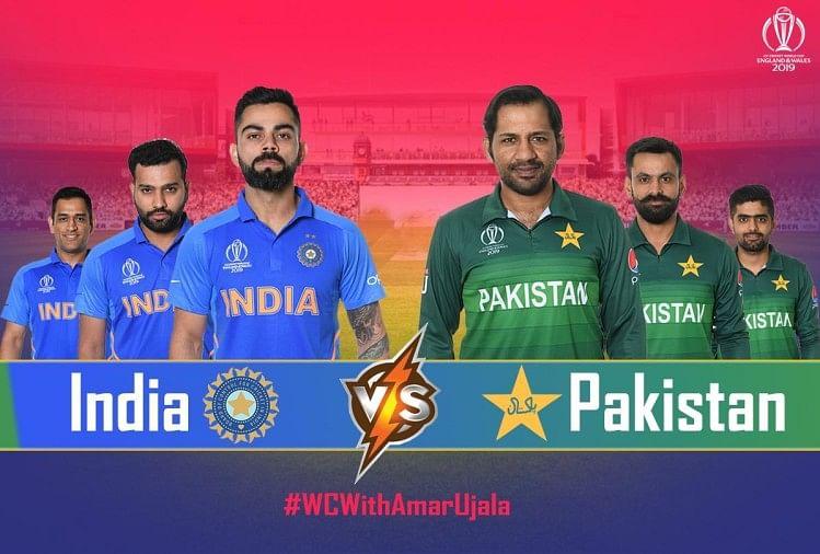 भारत बनाम पाकिस्तान (ग्राफिक्स रोहित झा)