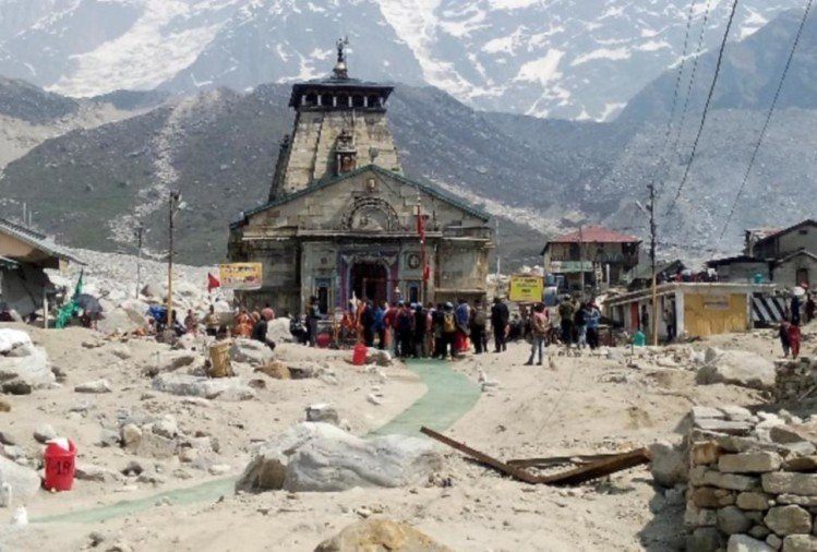 kedarnath disaster 2013 : It only tooks two minutes for all collapse