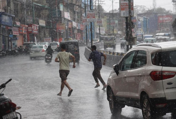 uttarakhand weather rain and hail storm forecast