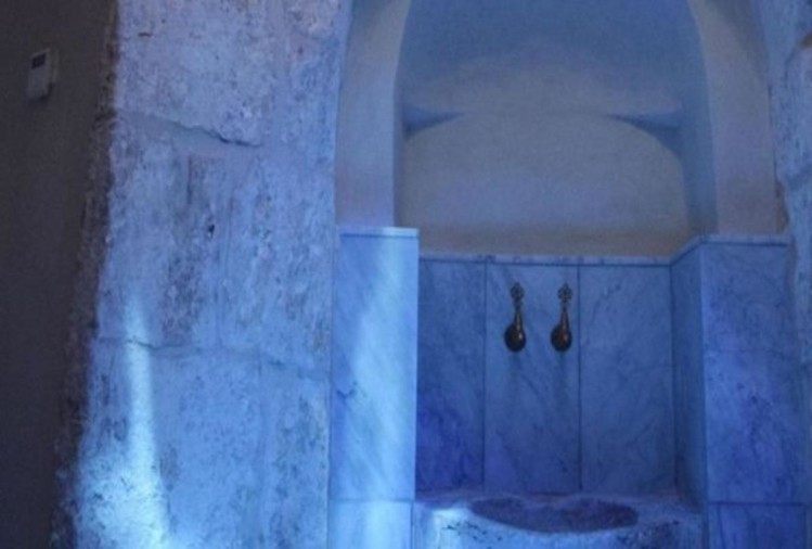 story of 700 years old spa in jeruselam