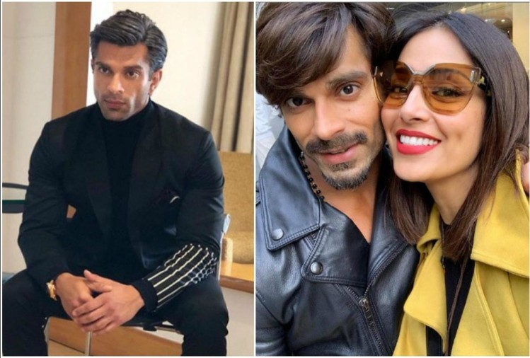 Karan Singh Grover and Bipasha