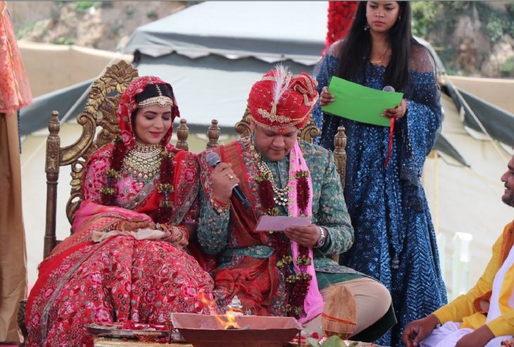 Auli Royal Wedding localities angry on behavior in 200 crore marriage