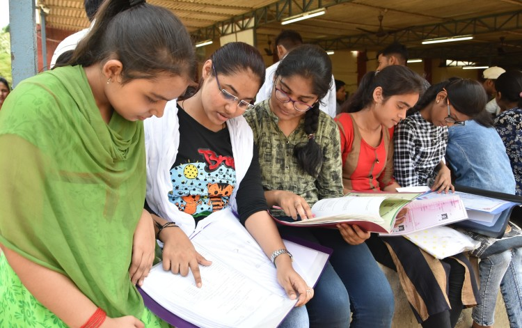 Admission in University of Allahabad