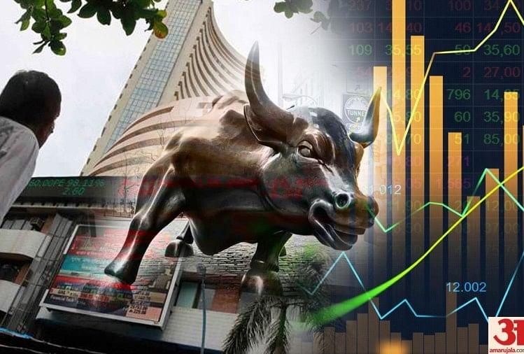 Share Market Opening In Green Mark On Thursday Sensex Above