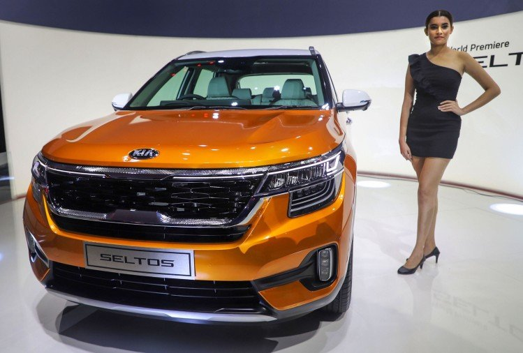 Kia Seltos Launch