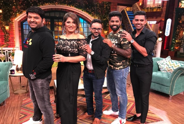 The Kapil Sharma Show Sukhwinder Singh And Jubin As Guest