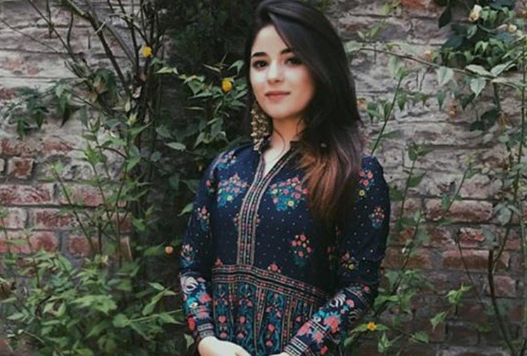 Actress Zaira Wasim Gets Trolled After Locust Attack Called People ...