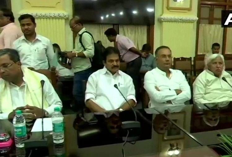 कांग्रेस विधायक दल की बैठक