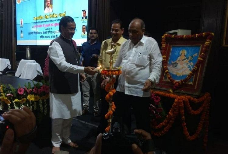 उच्च शिक्षा मंत्री डॉ. दिनेश शर्मा