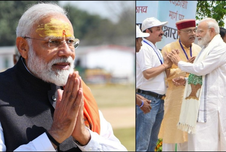 PM Narendra modi inspiration for awareness of water conservation message in varanasi