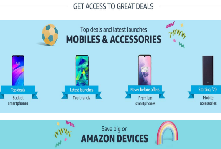 Amazon Prime Day Sale 2019