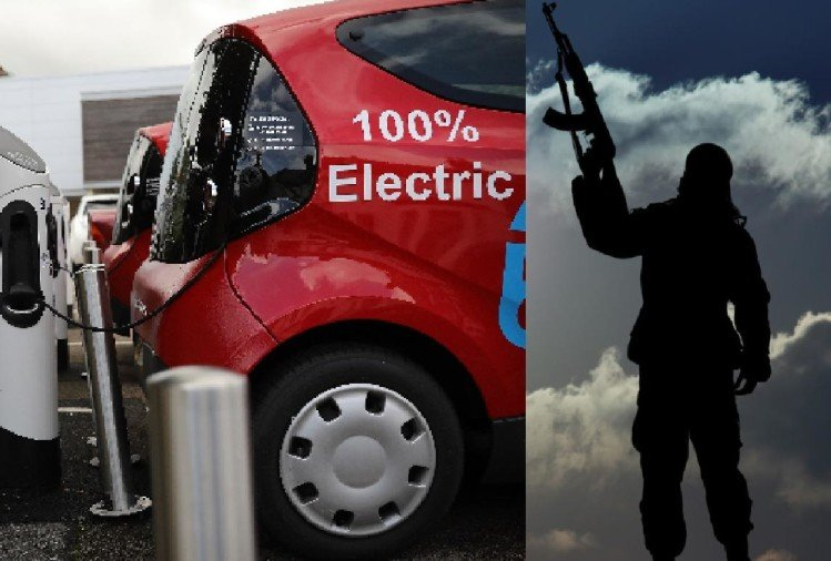 Electric Cars and Terrorism