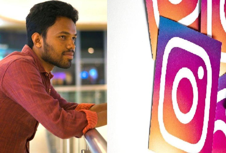 Laxman Muthiyah Hacked Instagram