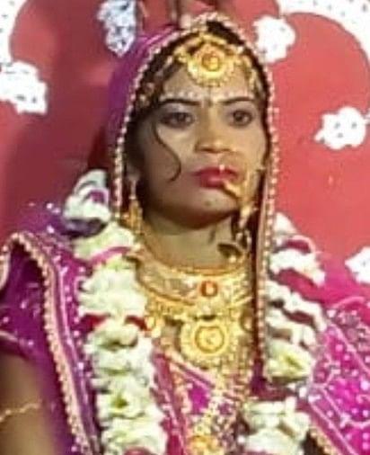 मडराक छात्रा क्षेत्र के गांव सहारनपुर में एक विवाहिता की ससुरालियों ने दहेज की मांग पूरी न होने पर गला दबाकर हत्या कर दी